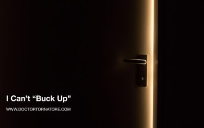 """I Can't """"Buck Up"""""""